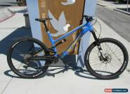 2017 XL KONA PROCESS 134 DL FULL SUSPENSION MOUNTAIN BIKE CLOSEOUT! $3600 BIKE for Sale