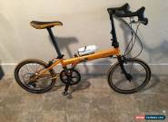 Dahon Speed Pro TT  Folding  bike 27 Gears Used Shipping To Worldwide Available for Sale
