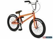 "New 2019 Eastern 20"" BMX Wolfdog Bicycle Freestyle Bike 3 Piece Crank Orange  for Sale"
