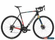 2018 Specialized S-Works CruX Cyclocross Bike 56cm Carbon Dura-Ace Di2 R9170 for Sale