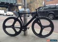 "NOLOGO ""X"" - Type black new Single Speed freewheels Road bike Fixed Gear fixie  for Sale"