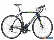 2011 Pinarello Dogma 60.1 Road Bike 53cm Carbon Shimano Ultegra Di2 10s Fulcrum for Sale