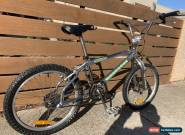 Mongoose Motivator 25th Anniversary 1999 BMX Bike Chrome. for Sale
