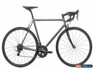 Titanium Road Bike 56cm Shimano Ultegra 10s ENVE for Sale