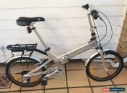 GIANT DESIGNER FOLDING BIKE for Sale