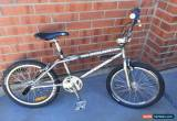 Classic Mongoose Old Mid School BMX - HOOLIGAN Free Style CHROME for Sale