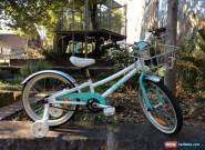 ByK E-350 Celeste Green and White Kids Bike **BEST KIDS BIKE** for Sale