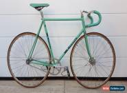 BIANCHI SPECIALISSIMA TEAM vintage italian steel TRACK bike CAMPAGNOLO RECORD for Sale