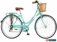 2018 Viking Belgravia Ladies Heritage 700C Wheel 6 Speed Bike Turquoise for Sale