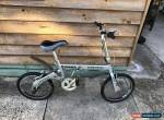 Giant Easyway 6000 Series Folding Bike; Bicycle; Shimano Gears for Sale