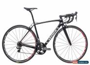 2016 Specialized S-Works Tarmac Road Bike 52cm Carbon Shimano Dura-Ace Di2 Roval for Sale