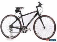 "USED 2010 Trek 7.5FX 17.5"" Aluminum Hybrid Bike 3x9 Speed Shimano Deore Black for Sale"