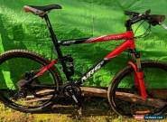 Giant XC dual suspension mountain bike with disc brakes in great condition. for Sale