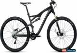 Classic 2013 Specialized Camber Comp Carbon 29 Medium NEW OLD STOCK for Sale