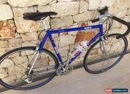 Gios Italian Road Racing Bike Bicycle Compact Ultralite A70 55cm L for Sale