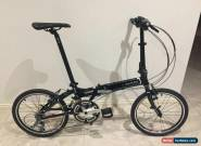 Dahon Archer IM P18 Shimano 18speed Light Alloy Folding Bike Black for Sale