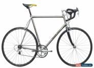 1995 Clark Kent Road Bike 64cm Titanium Campagnolo Chorus 8 Speed Cinelli for Sale
