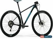 MERIDA BIG NINE 5000 Size L 2018 hardtails cross country marathon MTB Carbon for Sale