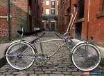 "20"" Inch Wheel American Classic Chrome Cruiser Chopper Lowrider Bike for Sale"