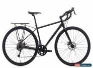 2018 Specialized Sequoia Gravel Bike 52cm Steel Shimano Sora Alivio TRP Disc for Sale