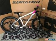 "Juliana Santa Cruz Nevis Medium Pearl White 29"" e*thirteen for Sale"