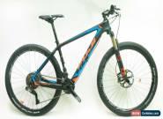 "2016 17"" Fuji SLM 1.1 Di2 27.5"" Hardtail Carbon Fiber Mountain Bike XTR 11s NEW for Sale"