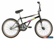 "Haro 2019 Lineage Bashguard Team Master 21"" TT Old Mid School BMX Bike Black for Sale"