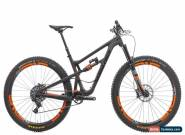 "2017 Santa Cruz Hightower C Mountain Bike Medium 29"" Carbon SRAM 11 Speed ENVE for Sale"