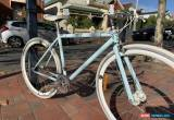 Classic Specialized Roll 2 MY2011 Small Light Blue Single Speed / Fixed Gear Bicycle for Sale