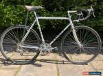 Vintage Italian 56cm Alan CX Cyclocross Bike Aluminium Gents Gravel Bicycle for Sale