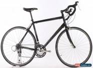 USED 2008 Specialized Allez 58cm Aluminum Road Bike 3x9 Speed Tiagra Black for Sale