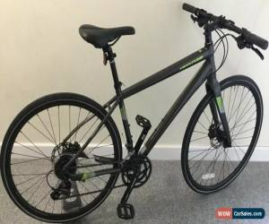 Classic Cannondale  Quick 3 Disc Hybrid Bike for Sale