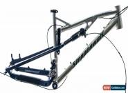 "Steppenwolf Tryton LTD S 16.5"" 26"" Mountain Full Suspension Bike Frame Fox NEW for Sale"