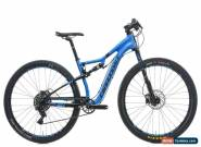 2016 Cannondale Scalpel 29 Carbon 2 Mountain Bike Small SRAM GX Eagle 11 Speed for Sale