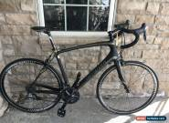 USED 2012 Specialized Roubaix Comp Compact - Black/Grey - 58 for Sale