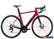 2018 Cervelo S3 Disc Road Bike 54cm Medium Carbon SRAM Red eTap Zipp Vision for Sale
