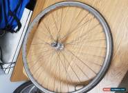 700c Racing / Hybrid Bike Wheel, Alloy, SR Araya Red Label for Sale