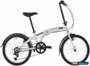 "Freespirit Ruck 6 Speed 20"" Wheel Grey Folding Bike for Sale"