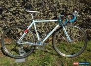 Limited Edition Wilier Fixie - World Track Champion Toni Bevilaqua, Size Med for Sale
