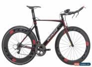 2013 Specialized Shiv Elite A1 Triathlon Bike Medium Aluminum SRAM Apex 10s FLO for Sale