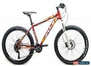 "2015 17"" Fuji Nevada Comp 1.1 26"" Hardtail Aluminum MTB Bike Shimano XT 10 s New for Sale"