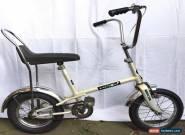 VINTAGE CHOPPER STYLE BIKE FUZION KIDS BICYCLE STURMEY ARCHER RALEIGH WHEELS for Sale