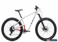 "2016 Salsa Woodsmoke Mountain Bike Medium 27.5""+ Carbon SRAM GX 11s RockShox for Sale"