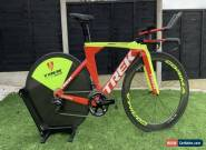 Trek Speedconcept 9 Small Triathlon TT Bike Only 1 Available Worldwide Dura Ace for Sale