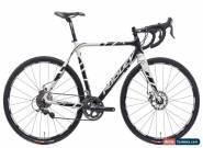 2014 Ridley X-Fire Ultegra Disc Cyclocross Bike 52cm Medium Carbon Shimano 10s for Sale
