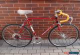 Classic 1980's 57cm touring bike Peugeot Carre Alegre, Mafac Racer, Normandy, Simplex for Sale