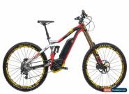 "2018 Haibike XDURO Dwnhll 10.5 Mountain E-Bike Small 27.5"" Alloy Saint Bosch for Sale"