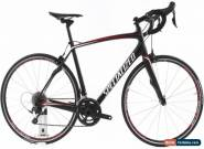 USED 2015 Specialized Roubaix SL4 Elite 56cm Carbon Road Bike 105 11 Speed for Sale