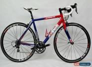 Cinelli Experience Road Bike Medium Frame Carbon Forks Shimano 105  for Sale