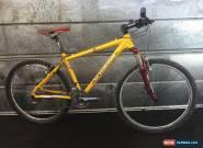 Schwinn Homegrown Comp Medium Yellow 2001 Mountain Bike for Sale